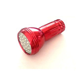 أضواء LED Flashlights LED 50 شمعة 1 طريقة LED AAA حالة طوارئ Camping/Hiking/Caving / Everyday Use سبائك الألومنيوم