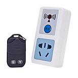 Intelligent Wireless Remote Control Switch Long-Distance Remote Pump Outlet Power Strip