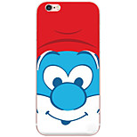 Shockproof/Pattern Cartoon TPU Hard Case Back Cover Fundas For iPhone 6s Plus/6 Plus/iPhone 6s/6/iPhone 5/5s/SE