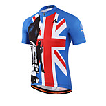 Miloto® Bike/UK Cycling Jersey Shirt / Sweatshirt / Jersey Women's / Men's /Reflective Strips/ Quick Dry