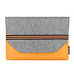 Camino Series Color Stitching Felt Laptop Bag for MacBook AIR13