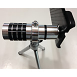 amsung S5 phone telescope I9600 telephoto lens High-definition camera phone photography 12 x times