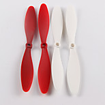 4PCS/Set XK X380  Red / White Plastic