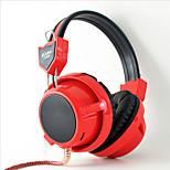 Kubite T-K02 Cuffie (nastro)ForComputerWithDotato di microfono / Controllo del volume / Da gioco / Riduzione del rumore
