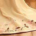 Jacquard Leng Yan Rose More Absorbent Towel