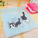 Cartoon Waterproof Wave Point Clothes Travel Storage Bag Bundle Mouth Clothes Sorting Bag