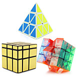Stress Relievers / Puzzle Toy 3*3*3 / Pyraminx / Alien Mirror / Professional Level Magic Toy Smooth Speed Cube