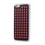 indietro Other disegno geometrico TPU Morbido Weave Copertura di caso per Apple iPhone 6s Plus/6 Plus / iPhone 6s/6 / iPhone SE/5s/5