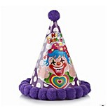 Birthday Party Accessories-1Piece/Set Hats Flowers Hard Card Paper Classic Theme Other