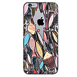 Per Custodia iPhone 6 / Custodia iPhone 6 Plus Fantasia/disegno Custodia Custodia posteriore Custodia Piume Morbido TPU AppleiPhone 6s