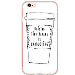 Pattern Word/Phrase PC Hard Case Back Cover Foundas Capa For Apple iPhone 6s Plus/6 Plus/iPhone 6s/6/iPhone 5/5s/SE
