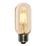 HRY® 4W E27 T45 Edison Style Antique LED Filament Tubular Light Bulb(220-240V)