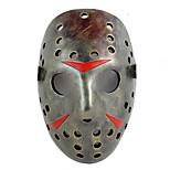 Resin Mask Hand Made Horror Cosplay Halloween Skull Party Mask Halloween Black Friday Luxury Mask Halloween/Christmas/New Year