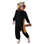 NEWCOSPLAY Raccoon Polar Fleece Toilet version Children Kigurumi Pajama (without Shoes)