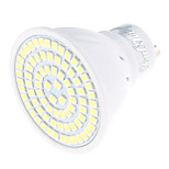 5 GU10 Focos LED MR16 80 SMD 2835 450 lm Blanco Cálido / Blanco Fresco Decorativa AC 100-240 V 1 pieza