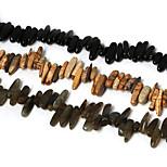 beadia 10-30mm forma irregolare perle in pietra naturale 38cm / str (circa 50pcs)