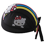 Black KITYY Caps Cycling Outdoors Pirates Headband Mountain Road Cycling Sport Cap