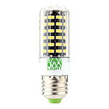 YWXLight 12W E26/E27 LED Corn Lights T 64 SMD 5733 800-1000 lm Warm White / Cool White Decorative AC 220-240 V 1 pcs