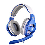 SADES WCG Edition 7.1 Surround Sound Effect Over-Ear Professional Gaming Headset