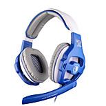 Sades WCG Cascos(cinta)ForReproductor Media/Tablet / ComputadorWithCon Micrófono / DJ / Control de volumen / Radio FM / De Videojuegos /