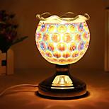 贈り物の新しいめっきカラフルな凹面ブドウタッチセンシティブ甘いランプaingの種類1個