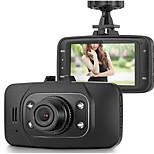 gravador de câmera do carro da tela HD de 2,7 polegadas para visão noturna grande angular presente atacado gravador de condução
