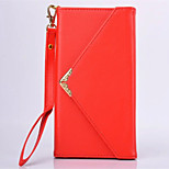 Fashion Wallet Card Slot Flip Leather Case For iPhone 5 5S SE 6 6S Plus Mobile Phone Cover Envelop Style