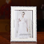 European Modern Minimalist Fashion Diamond 6 Inch Photo Frame Home Decoration