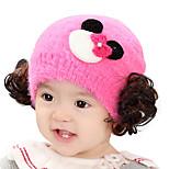 cabeça do bebê&poliéster chapéu para ao ar livre 1-3 anos de idade
