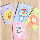 1955 Korean Version Of The Stationery Cute Little Book Fresh School Supplies Student Prizes Small Sub-Notebook