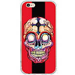 Pattern Skull PC Hard Case Back Cover For Apple iPhone 6s Plus/6 Plus / iPhone 6s/6 / iPhone SE/5s/5