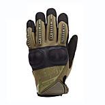 bivalvos completo dedo guantes deportes al aire libre (código m)