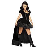 Cosplay Costumes/Party Costumes Angel & Devil / Vampires / Wizard Halloween / Christmas / Carnival Black Vintage Dress