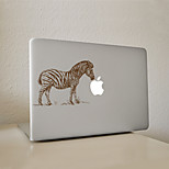 Zebra Decorative Skin Sticker for MacBook Air/Pro/Pro with Retina