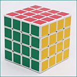 Toys / Magic Cube 4*4*4 / Magic Toy Smooth Speed Cube Magic Cube puzzle Rainbow Plastic