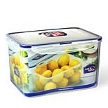 LOCK&LOCK 1/set Kitchen Kitchen Polypropylene Lunch Box 248*180*150mm HPL827