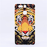 New Style Fluorescent Noctilucent 3D cute Cartoon Animal world Tiger Phone Case Cover For P9 Plus  P9  Mate8