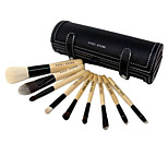 9Pcs Professional Makeup Brush Handle Makeup Brush Set