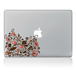 Birds' Twitter And Fragrance Of Flowers Decorative Skin Sticker for MacBook Air/Pro/Pro with Retina