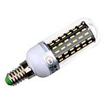 8 / 8W E14 / E26/E27 LED a pannocchia T 96 SMD 4014 960 lm Bianco caldo / Bianco Decorativo AC 220-240 V 1 pezzo