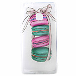 Macaron Pattern TPU Material Phone Case for Huawei P9 P8 Lite P9 Lite