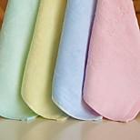 Bamboo Fiber Plain Thickening Square Handkerchief Towel