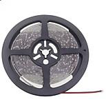 SENCART 5 M 600 3528 SMD Bianco caldo / Bianco Impermeabile / Accorciabile / Collagabile / Adatto per veicoli / Auto-adesivo WStrisce