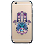 Para Funda iPhone 6 / Funda iPhone 6 Plus Transparente / Diseños Funda Cubierta Trasera Funda Dibujos Dura TPU AppleiPhone 6s Plus/6 Plus