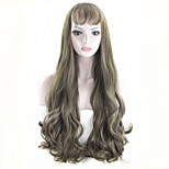 New arrive Kylie Jenner Heat Resistant Hair Wig Cosplay Wig Fashion Synthetic Front Wig Stuffy Cyan Wig