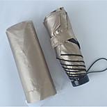 Kok Exported To Japan Ultralight 190 Grams Yusan Super Uv Sun Umbrella Folding Sunshade