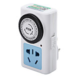 Timing Outlet Timer KWD-T03 Mechanical Timer 24 Hours Cycle
