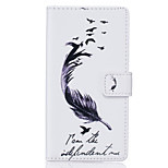 Body collant portefeuille / Support de Carte / résister / Retourner Other Cuir PU Doux Couverture de cas pour AppleiPhone 6s Plus/6 Plus