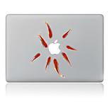 Goldfish Decorative Skin Sticker for MacBook Air/Pro/Pro with Retina