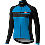 Sports Cycling Tops Women's Bike  Front Zipper / Wearable / Compression Long SleeveLYCRA® / Terylene /